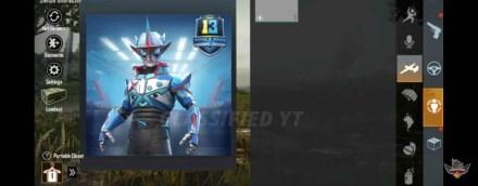 إضافة 100 RP Outfit في تحديث ببجي