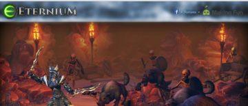 Eternium من ألعاب الأكشن للأندرويد