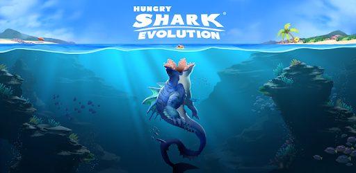 لعبة Hungry Shark مهكرة