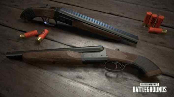 اسلحة ببجي في التحديث الاخير