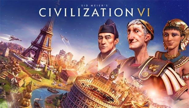 لعبة Civilization VI للايفون