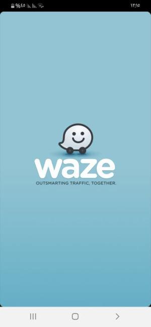 تطبيق Waze أحد بدائل Google Maps