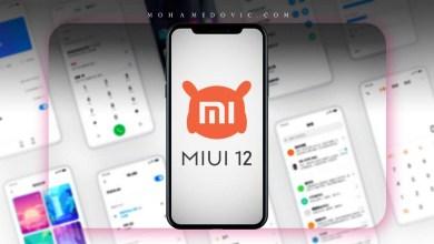 روم Xiaomi eu MIUI 12