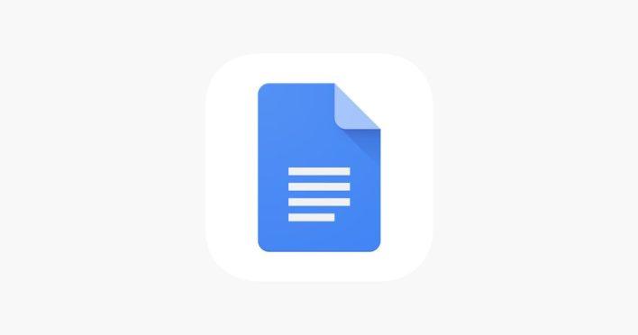 تطبيق Google Docs أحد بدائل مايكروسوفت وورد