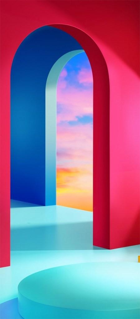 LG Velvet Stock Wallpapers Mohamedovic 01