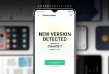 تحديث اندرويد 10 لهاتف Oppo K3 K5
