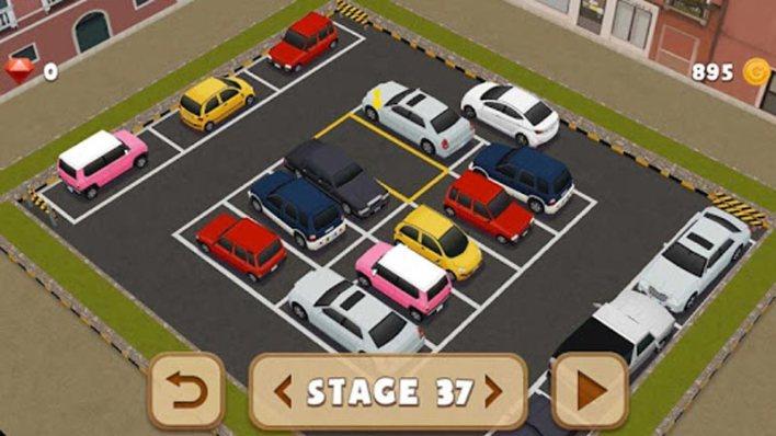 لعبة Dr parking