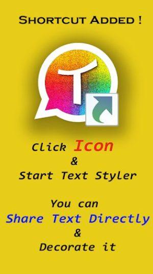 تطبيق Text Styler for Whatsapp أحد تطبيقات الواتساب
