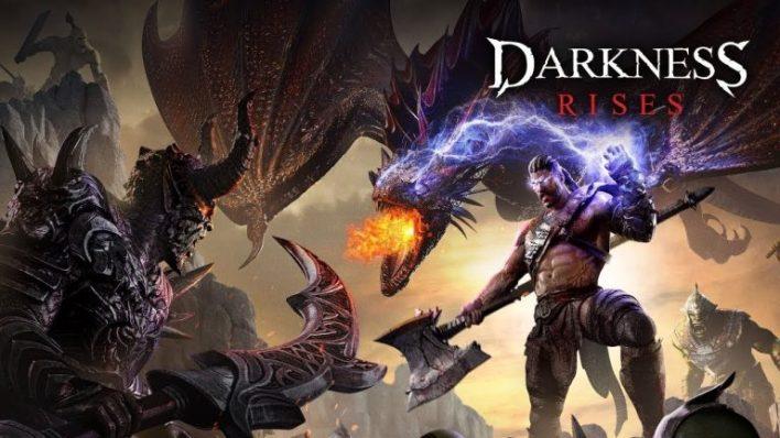 Darkness Rises لعبة قتال