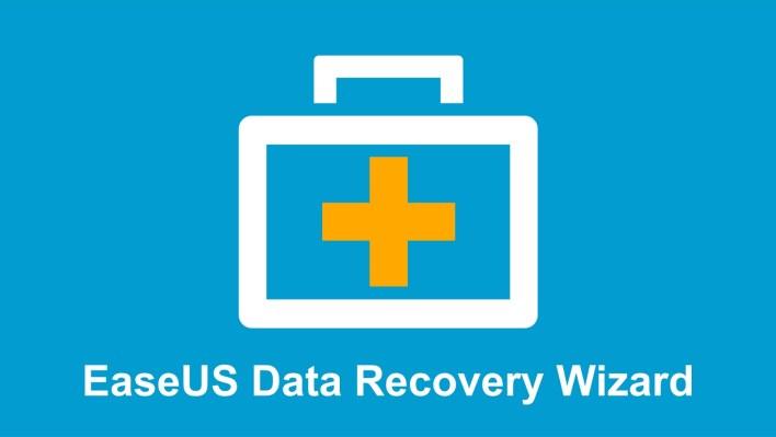 برنامج EaseUS Data Recovery Wizard أحد برامج استرجاع الملفات المحذوفة