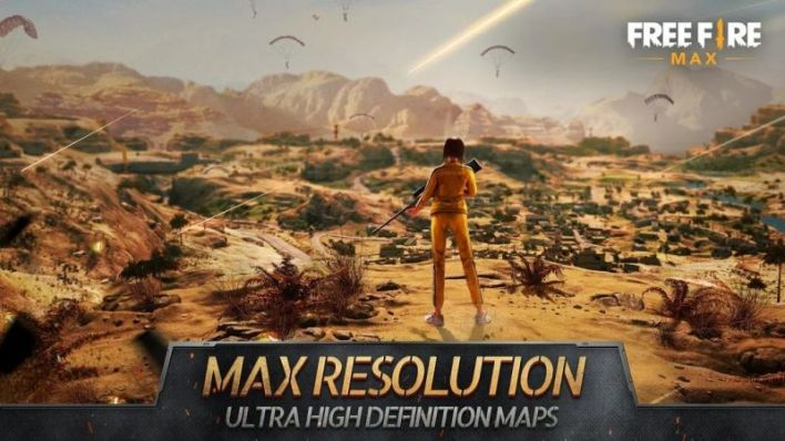 Download Free Fire Max APK for Android
