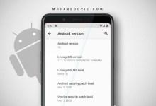 Realme 1 Android 10 Custom ROM