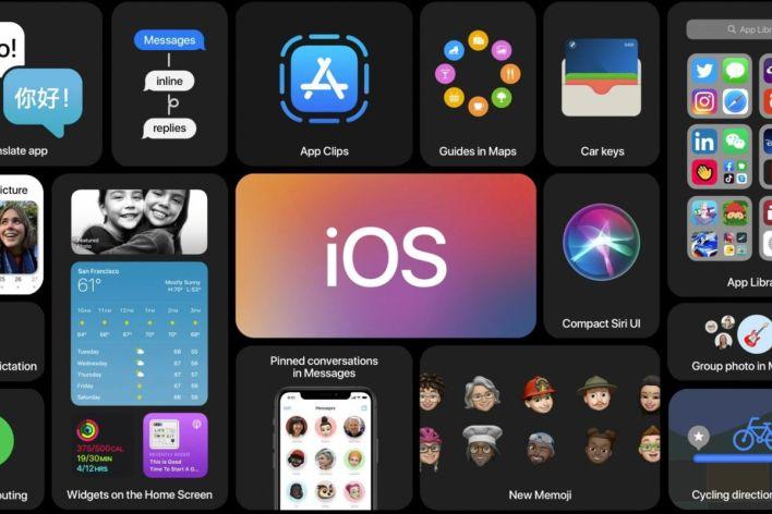 نظام iOS 14
