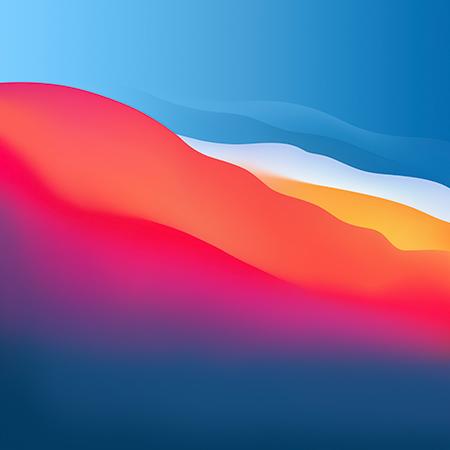 macOS Big Sur Wallpapers Mohamedovic 01
