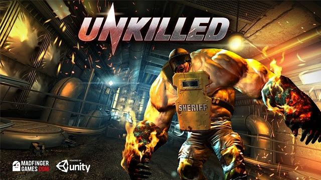 لعبة unskilled تدعم وحدة التحكم