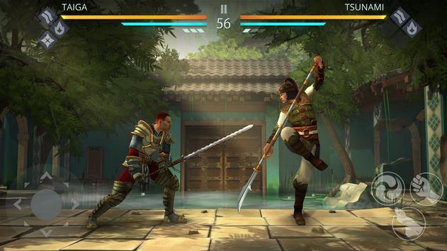 لعبة Shadow fight 3 من ألعاب القتال