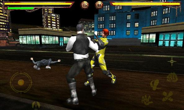 Fighting Tiger من ألعاب القتال