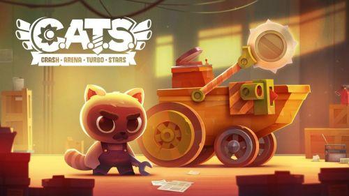 CATs crash arena