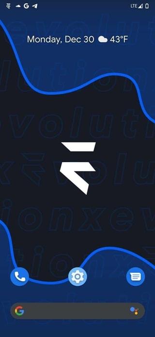 روم Evolution X