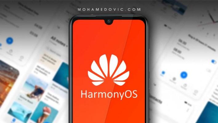 نظام تشغيل HarmonyOS 2.0