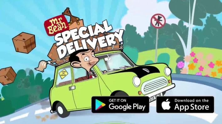لعبة Special Delivery أحد ألعاب مستر بين