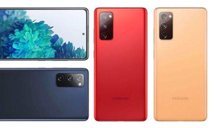 Galaxy S20 FE Colors