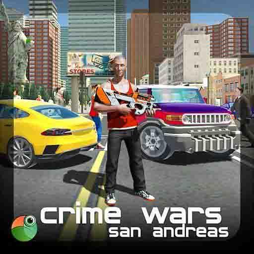 لعبة Crime War S. Andreas