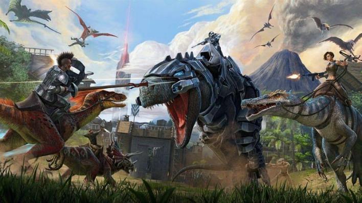 لعبة Ark: Survival Evolved