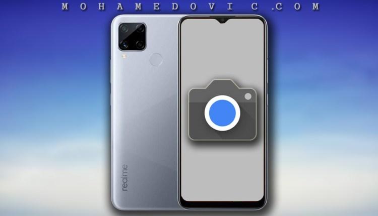 تطبيق جوجل كاميرا لهاتف ريلمي c15