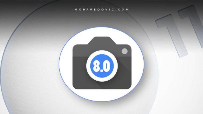 Google camera v8