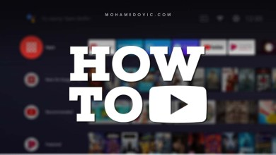 شرح كيفية التعامل مع أجهزة اندرويد TV