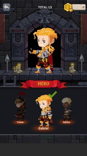 تغيير الشخصية في اللعبة
