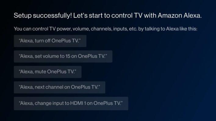 OnePlus Work With Alexa من برامج ون بلس