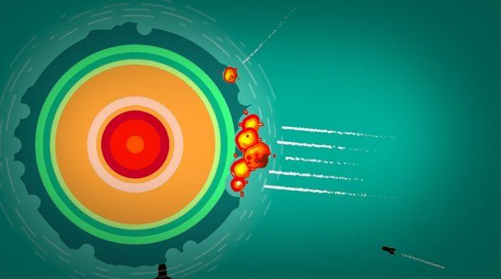 لعبة Planet Bomber