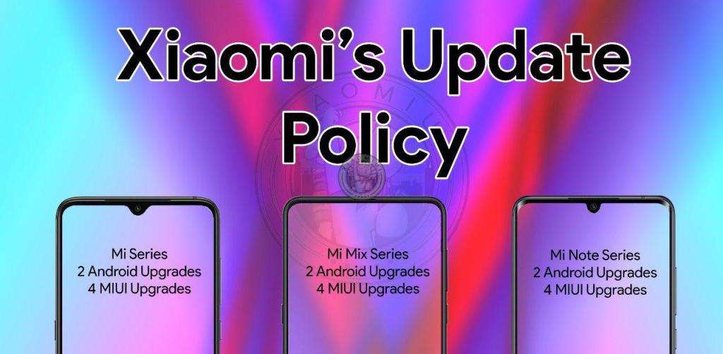 mi mix note update policy