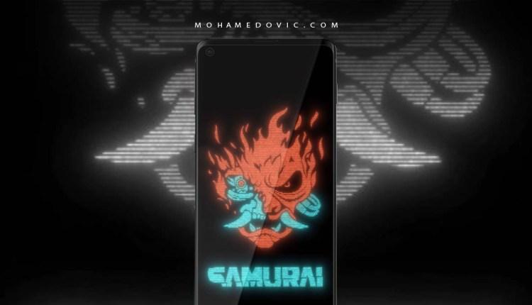خلفيات OnePlus 8T Cyberpunk 2077