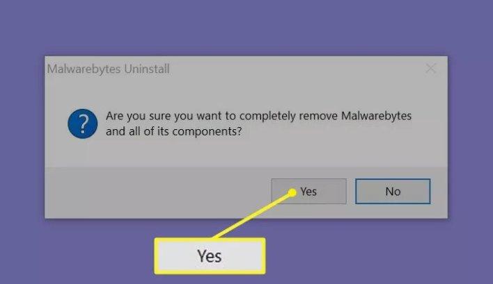 مشكلة unable to connect the service في برنامج malwarebytes 2