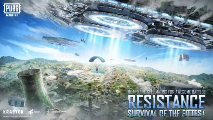 Korean PUBG 1.6.0 resistance