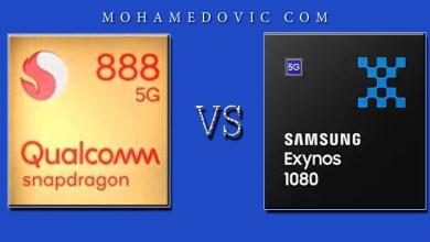 مقارنة سناب دراجون 888 مع اكسينوس 1080