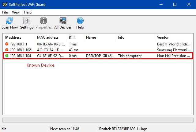 تحميل برنامج منع سرقة الواي فاي للكمبيوتر