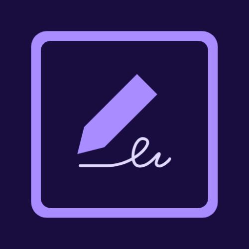 تطبيق Adobe Fill & Sign