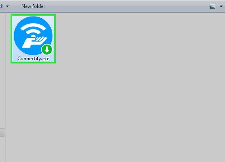 برنامج واي فاي للكمبيوتر ويندوز 10