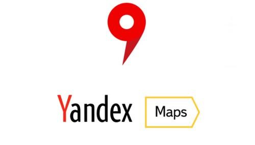 تطبيق Yandex.Maps أحد تطبيقات ياندكس