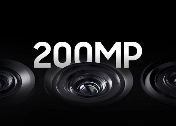 كاميرا 200 ميجابيكسل مع رقاقة Exynos 2100