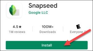 تحميل تطبيق SnapSeed