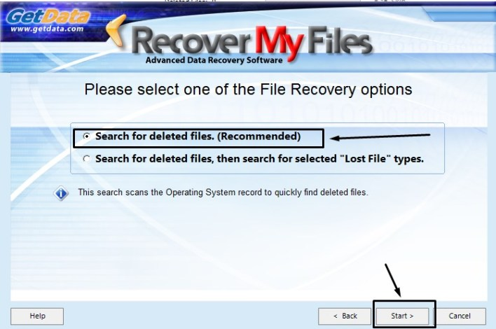 how to recover files mohamedovic04