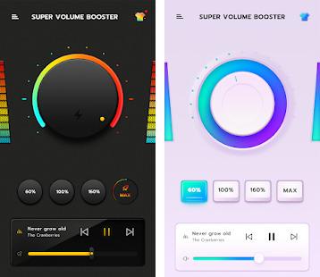 Super Volume Booster