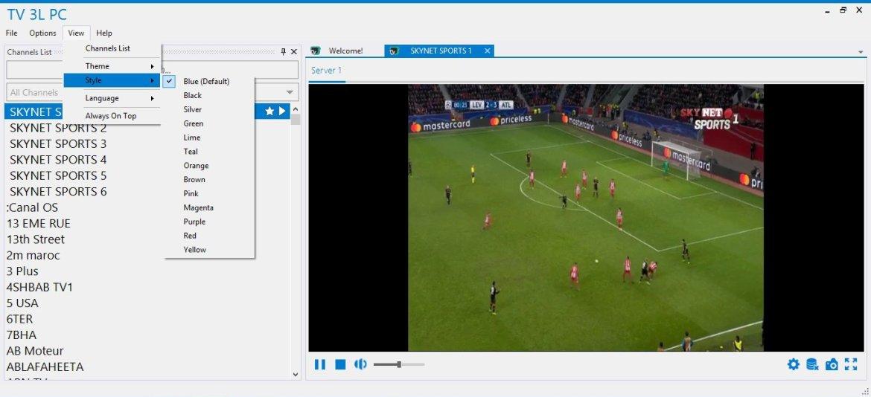 تحميل برنامج مشاهدة قنوات النايل سات على الكمبيوتر