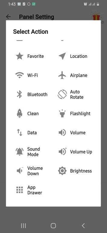 باقي الأوامر التي يمكنك فعلها بواسطة تطبيق Assistive Touch