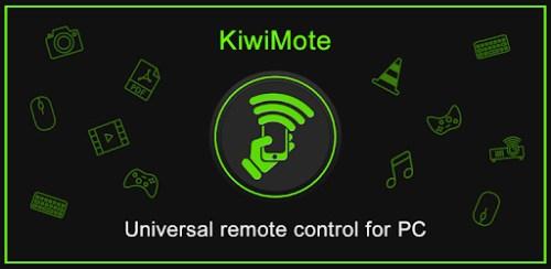 تطبيق KiwiMote